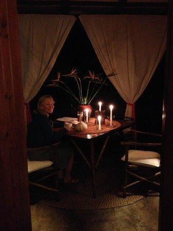 Dar Amane Guest Lodge: Tea upon arrival