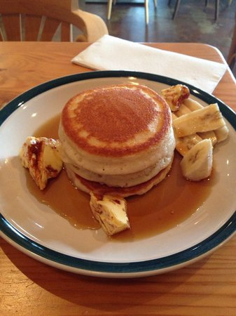 Miss Kitty's Saloon : The delicious Flapjacks…TRY!!!