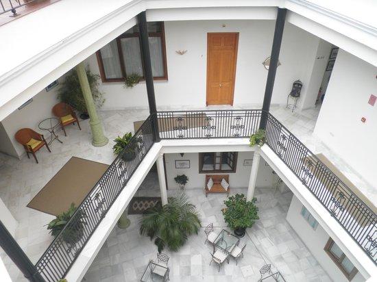 Casa Grande: Foyer