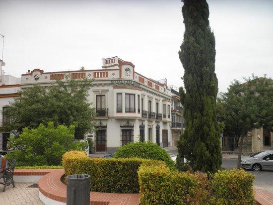 Casa Grande: Hotel exterior