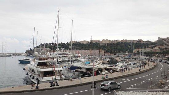Port Palace Hotel : Amazing views!!!