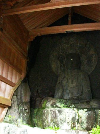 Buddhist Stoneworks at Motohakone: 六道地蔵