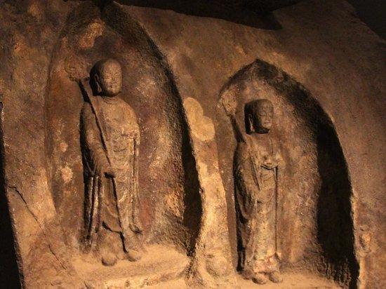 Buddhist Stoneworks at Motohakone