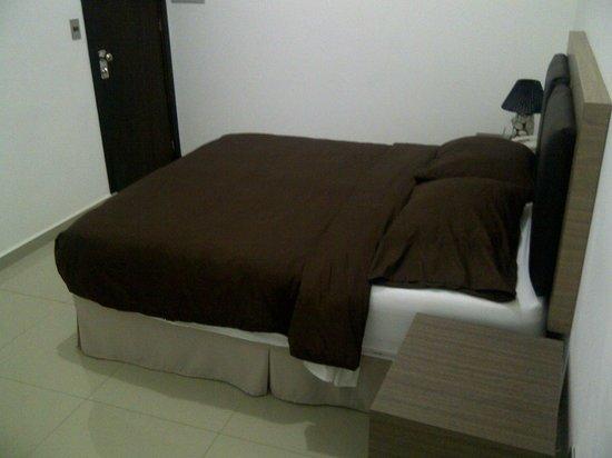 Posada Boutique Las Morocotas C.a: Amplia y confortable. Se podria mejorar la higiene de las almohadas.