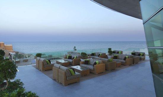 Radisson Blu Hotel, Kuwait: Sky Lounge Terrace