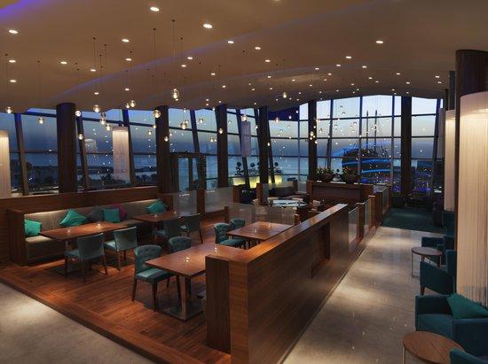 Radisson Blu Hotel, Kuwait: Sky Lounge