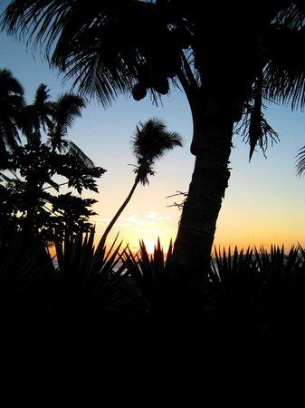 Aroha Taveuni: Sunset
