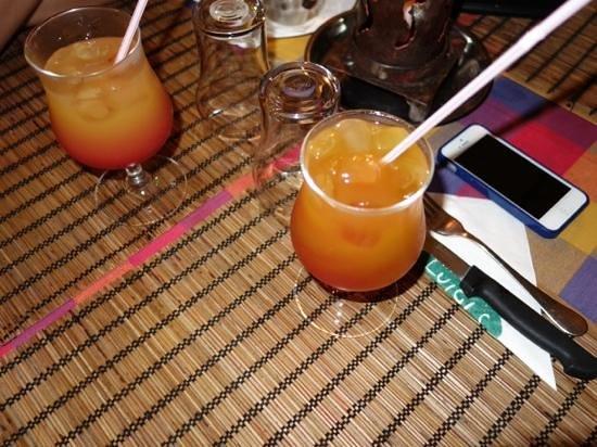 Luigi's: Cocktail au Luigis Grand Baie