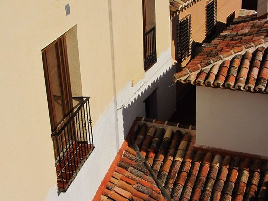 Eurico Hotel : Our balcony