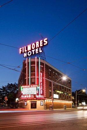 Photo of Filmores Hotel Toronto