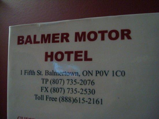 Balmer Hotel