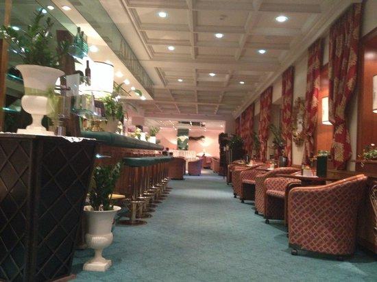 Hotel Astoria : Lobby