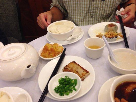 The Kitchen: Steamed tofu