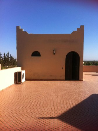 Riad Qodwa: Where we stayed