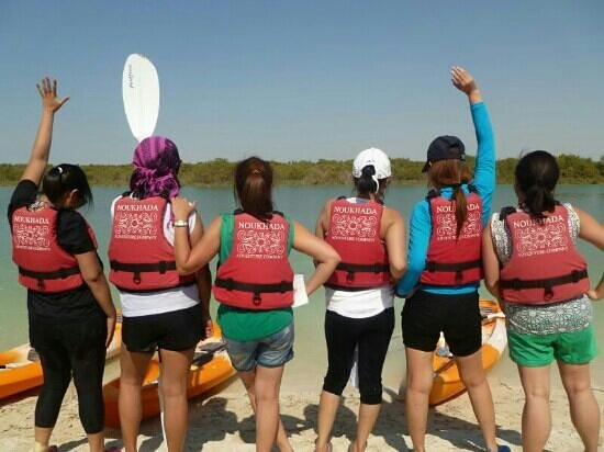 Noukhada Adventure Company: T'was fun experience..Alpha Girls!