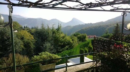 Hotel Scapolatiello : Terrazza Ristorante