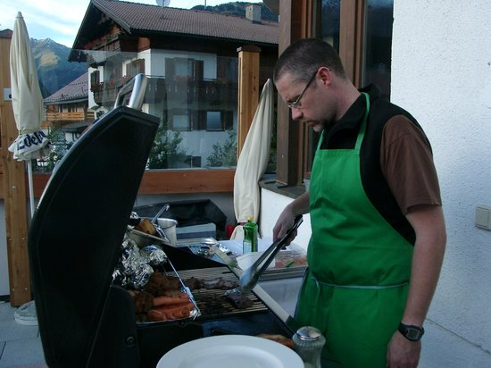 Gasthof Lamm: Grill evening