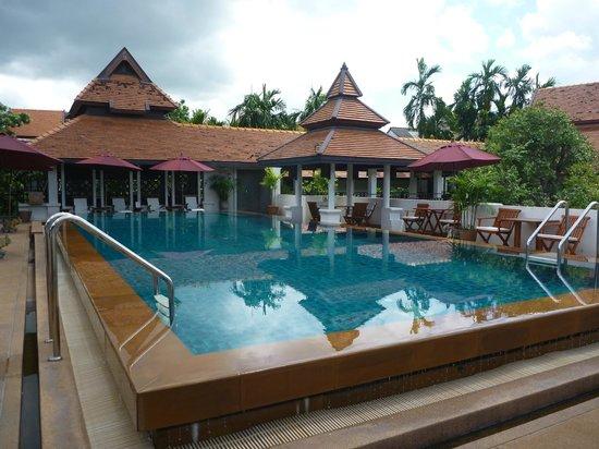 Bodhi Serene Hotel : Roof top Pool