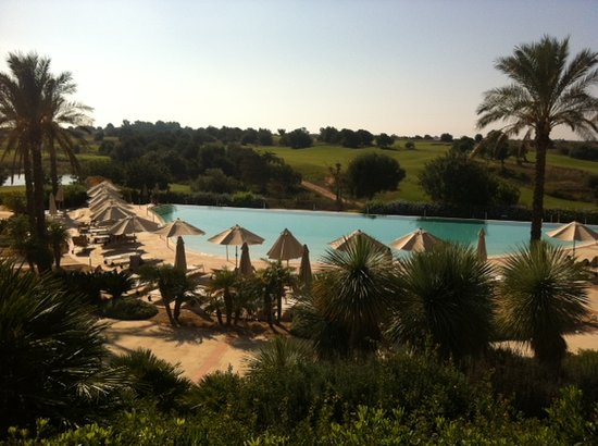 Donnafugata Golf Resort & Spa: Pool area