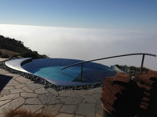 Post Ranch Inn: The iconic infinity pool