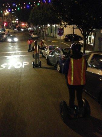City Segway Tours San Francisco: Segway Tour, SFO