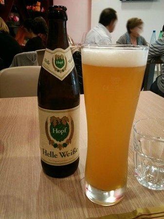 La Locanda del Baffo: Ottima birra!