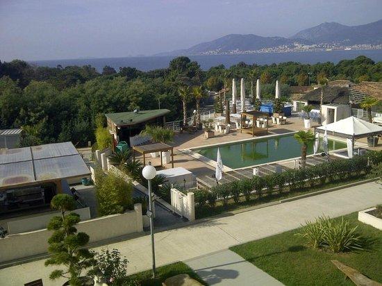 Bella Vista Residence: vue du studio