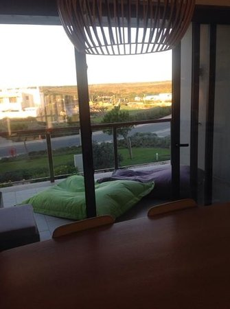 Martinhal Sagres Beach Resort & Hotel : We have never seen so many bean bags