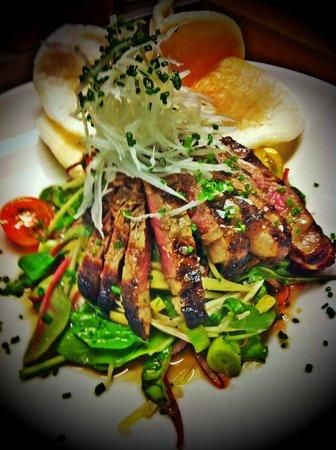 Heat Restaurang: Biffsallad