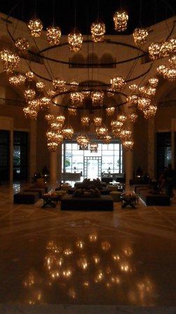 Radisson Blu Palace Resort & Thalasso, Djerba : hall