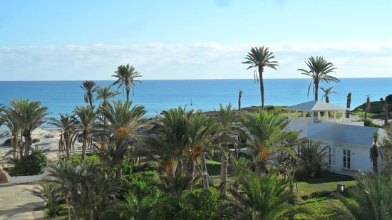 Radisson Blu Palace Resort & Thalasso, Djerba: vue chambre