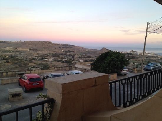 Cornucopia Hotel: valley view