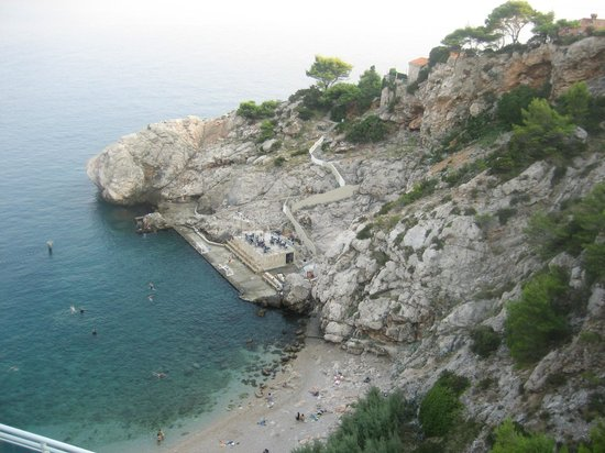 Villa Music: Ближайший бесплатный пляж