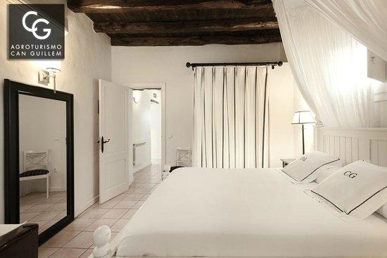 Can Guillem Hotel: Habitacion 3