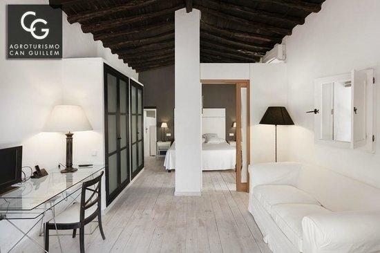 Can Guillem Hotel: Habitacion 8