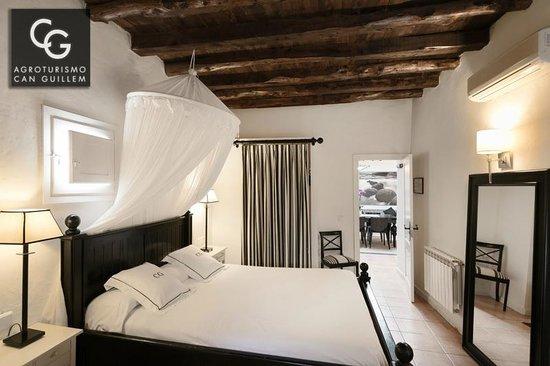 Can Guillem Hotel: Habitacion 1