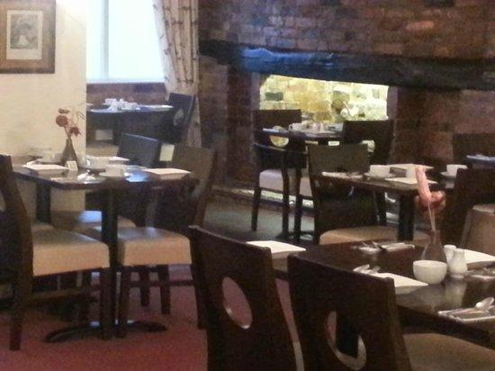 The Strand Lodge: Restaurant