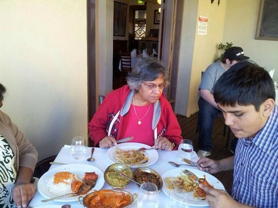 Shanker's Authentic Indian Cuisine : and more food