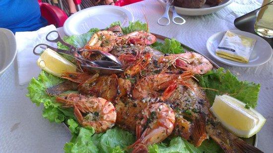 Restaurant & Grill Muralha: Local Fish