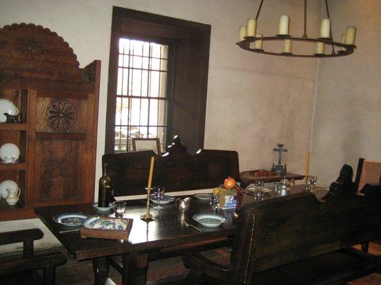 El Pueblo de Los Angeles : Raum in den alten Mexikanischen Haus