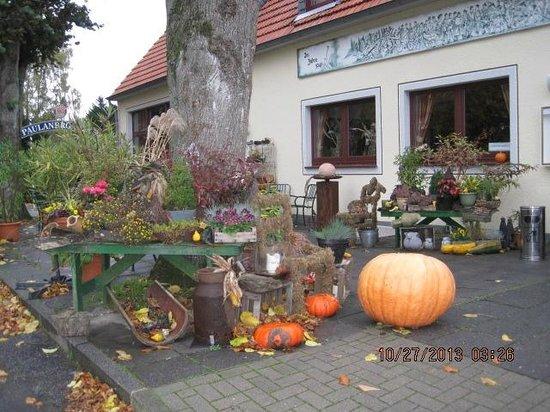 Nierswalder Landhaus: Decorated for Fall October 27, 2013