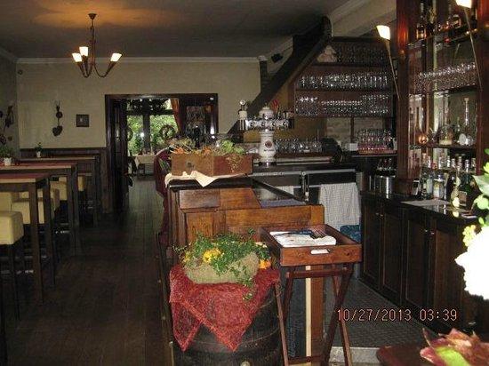 Nierswalder Landhaus: Dining entrance