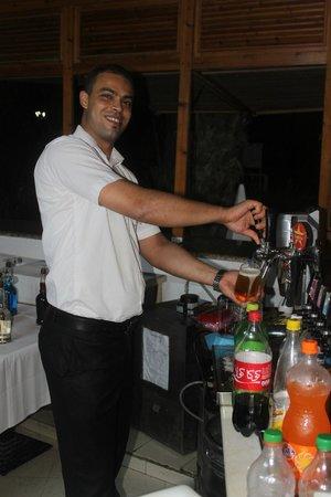 Hotel Occidental Grand Monastir : Friendly Bar Staff