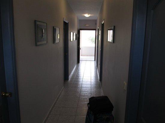 Christina Studios: Hallway