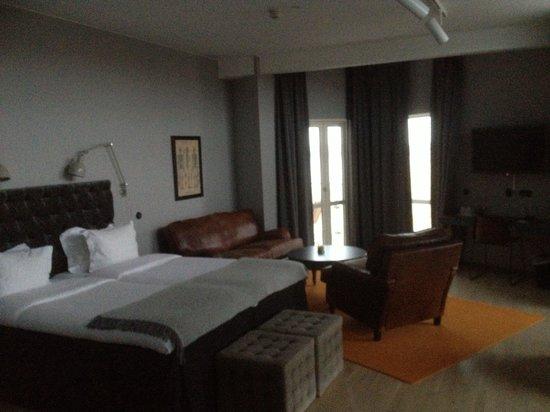 Ocean Hotel: Fantastiskt smakfullt och vackert rum!