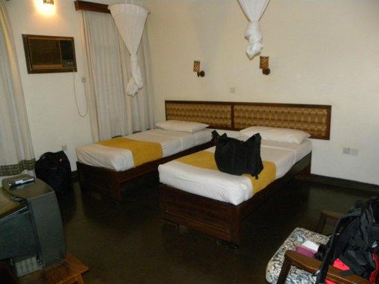 Bristol Cottages Kilimanjaro : cottage room