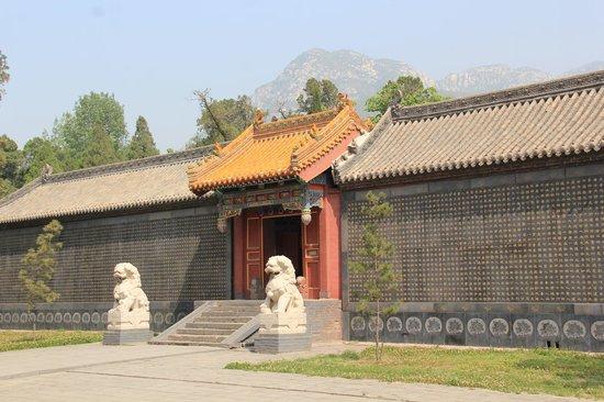 Zhongyue Temple: Учения Лао Цзы