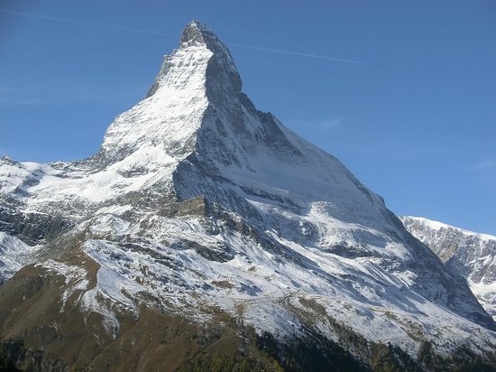 Matterhorn: マッターホルン