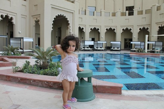 Ajman, Emiratos Árabes Unidos: My dauther