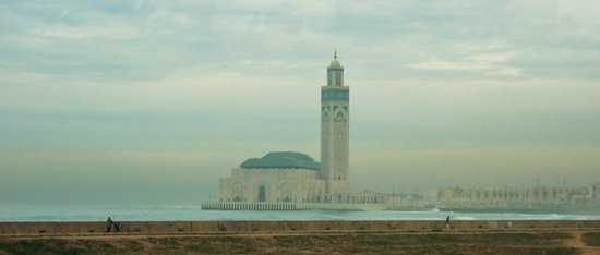 Hassan II Mosque: moschea di Hassan